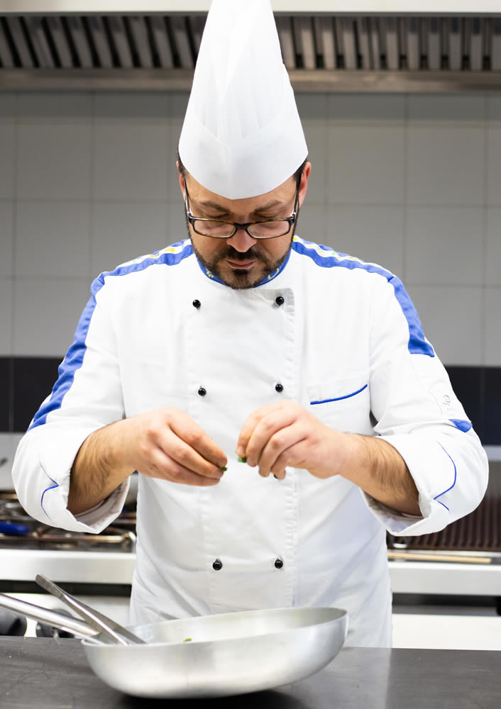 Chef Paolo Adamo